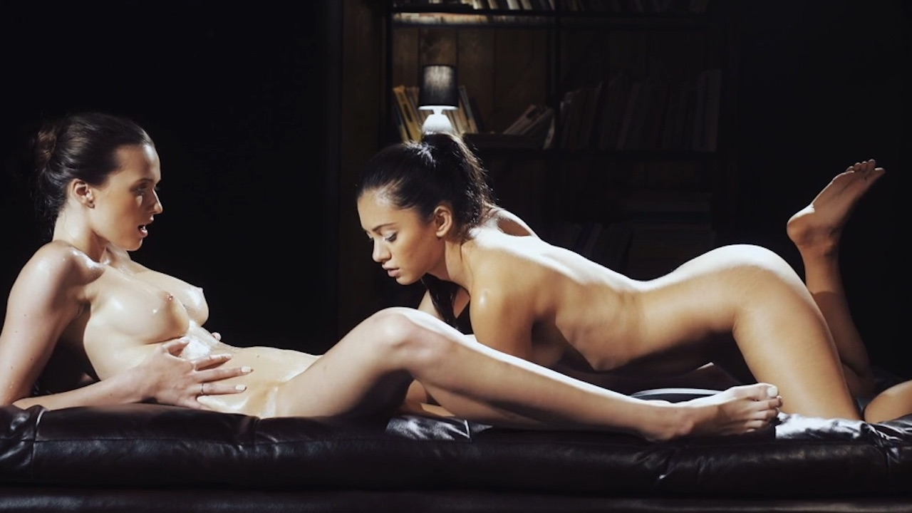 Ритуал 2 ню видео от SexArt